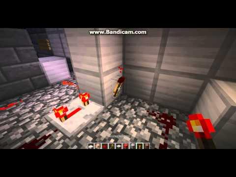 Minecraft İcatları | Bölüm 1 | Işıklı ve sesli Alarm |