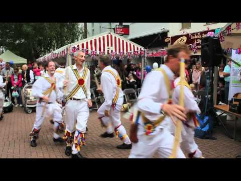 Taunton Deane Morris Men - Not for Joe