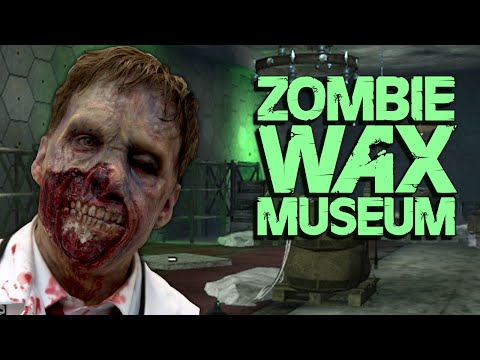 ZOMBIE WAX MUSEUM ★ Call of Duty Zombies Mod (Zombie Games)