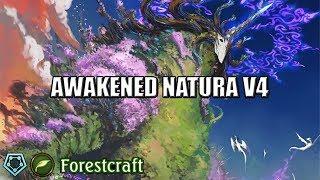 [Shadowverse]【Rotation】Forestcraft Deck ► Awakened Natura v4-3 ★ Master Rank ║Season 46 #691║