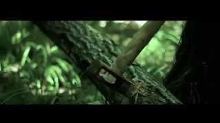 Нелюдь-1 лесной ужас на дачке, короткометражный фильм ужасов