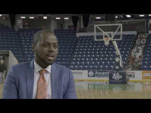 Coach Kissi & the Brock Badgers - NBA XL