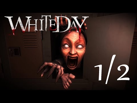 No Ghouls, Only Janitor | White Day: A Labyrinth Called School (1/2) |