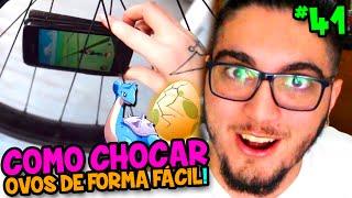 POKÉMON GO #41 - COMO CHOCAR OVOS DE 10KM DE FORMA FÁCIL E RÁPIDA !