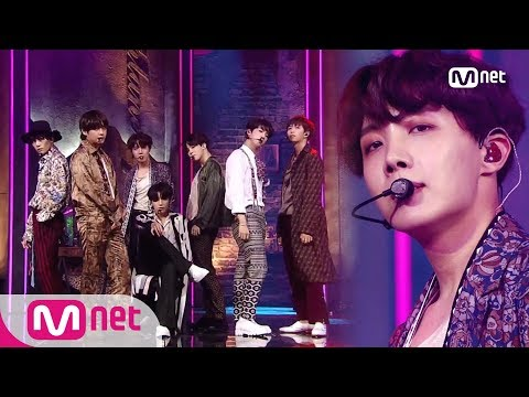 방탄소년단 - Airplane Part.2 (BTS - Airplane Part.2) │BTS COMEBACK SHOW 180524