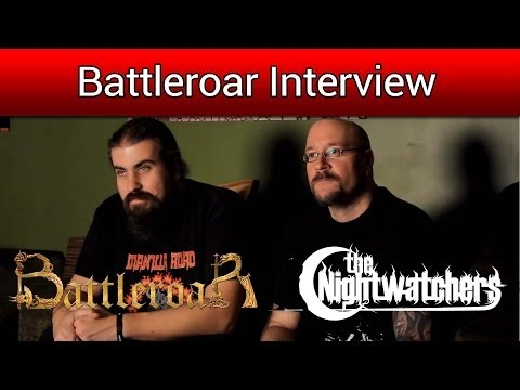 Battleroar Interview ( the Nightwatchers.gr ) Greek Subs