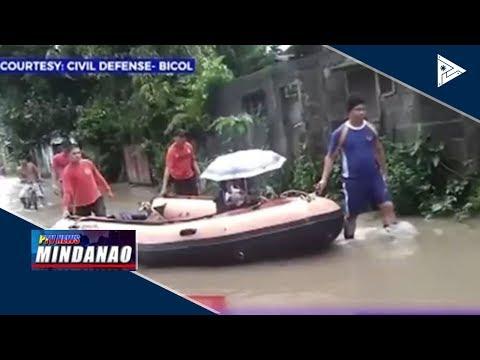 NEWS BREAK: P10-M assistance, ihatag sa Davao City sa mga lugar nga naapektohan sa bagyo