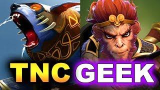 TNC vs GEEK FAM - SEMI-FINAL - Predator League 2019 DOTA 2