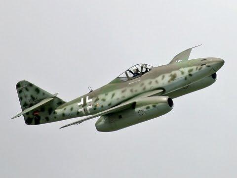 Messerschmitt Me 262. Seconda guerra mondiale.