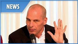 Greece's Varoufakis to run in European election - in Germany
