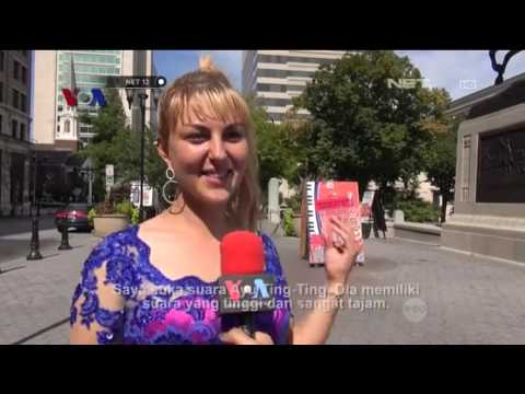 Keseruan Dangdut Festival di Amerika Serikat - NET12