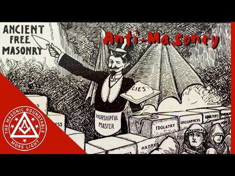 Episode 179 - Anti-Masonry 101