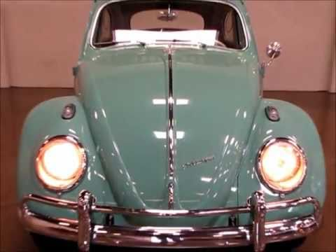 1963 Volkswagen Beetle Ragtop for Sale