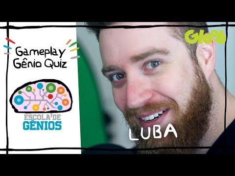 MAIS GÊNIO QUE O LUBA? | GAMEPLAY | GÊNIO QUIZ - ESCOLA DE GÊNIOS | Mundo Gloob