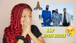 DJ Khaled - Higher ft. Nipsey Hussle, John Legend | Reaction