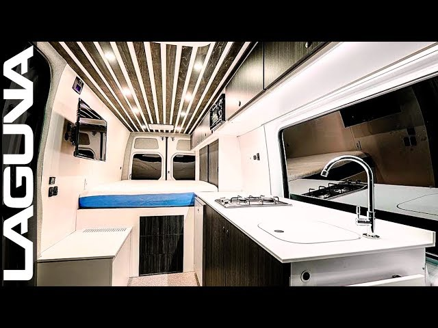 Make A Van A Home! with Twig Custom Builders and Laguna Tools