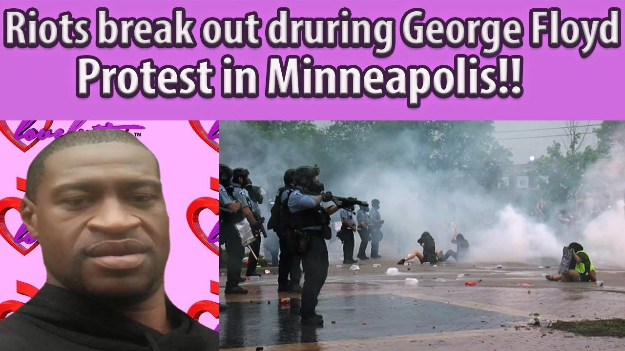 'Keep everybody off the street.' Trina blasts George Floyd protesters ...