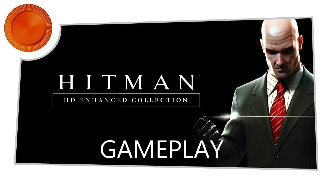 Hitman Hd Enhanced Collection Hitman Blood Money Gameplay Youtube