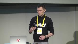 Поговоримо про наших молодших товаришів, Сергій Попов
