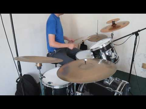 Cambiaré mi tristeza/Vertical-Drum cover