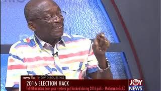 2016 Elections Hack - Newsfile on JoyNews (25-5-19)
