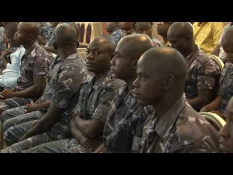 Marquage des armes au Togo