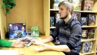 видео магазин настольных игр