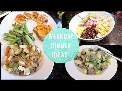 Download Youtube: Quick, Healthy, & Simple Dinner Inspiration - Meals of the Week!