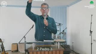 2 Pedro 3:10-18 | Rev. Flauber Ribeiro