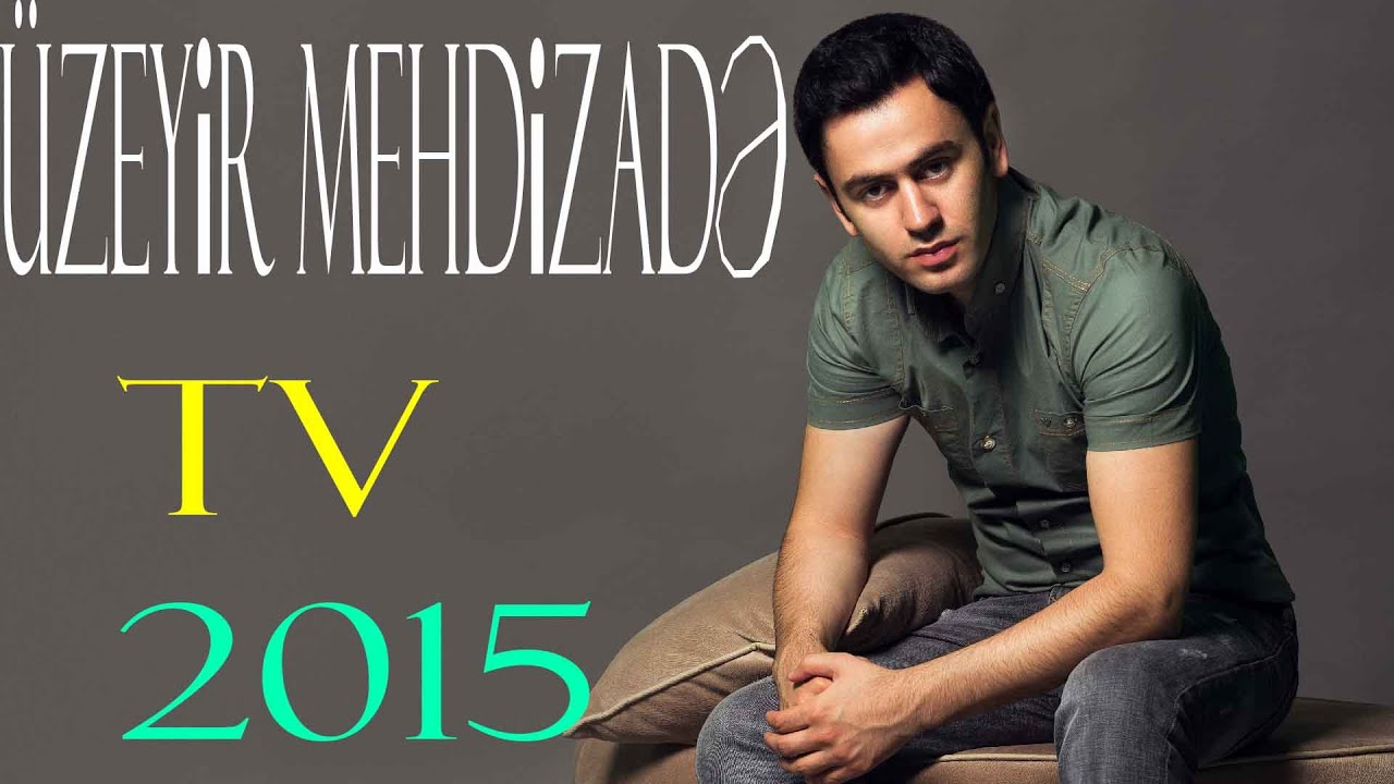 Uzeyir Mehdizade Sene Ne Yep Yeni 2015 Original Audio Youtube