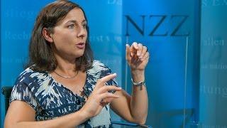 """Juli Zeh über ihren Roman """"Unterleuten"""" (NZZ Standpunkte 2016)"""