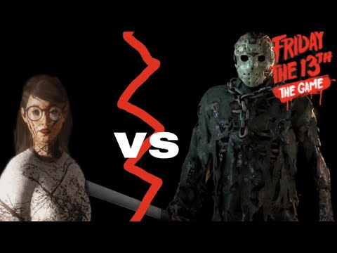 Annoying Jason Vs. Deborah Kim Friday The 13th: The Game