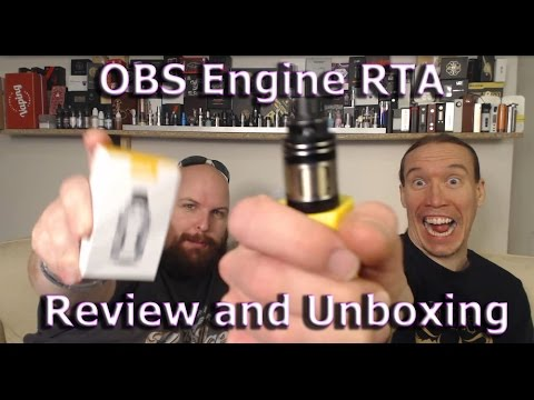 OBS Engine RTA | Review, Unboxing & Quick build