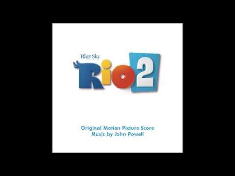 01. 20th Century Fox Fanfare - Rio 2 Soundtrack