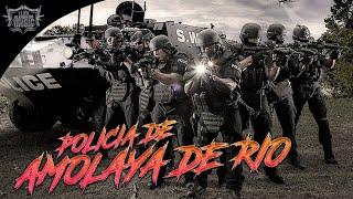 POLICÍA DEL ALMOLOYA DEL RIÓ - RAP MOTIVACIÓN MILITAR & POLICIAL - ESE GORRIX (2021)