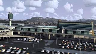 FSDreamTeam Vancouver International Airport Contest Video (FSX) V1.1