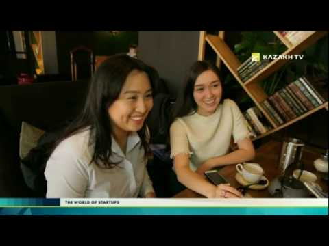 The world of startups  №2 (18.04.2017) - Kazakh TV