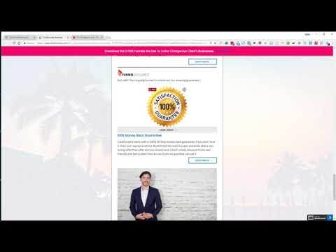 How To Show/Hide Page Elements In ClickFunnels With The Click Of A Button