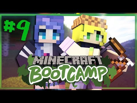 THE SERIES IS BACK! | Minecraft Bootcamp S2:Ep1 w/ UrsulasRevenge (Speed UHC)