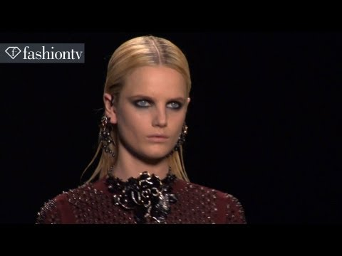 Strong Eyes: Makeup Trends for Fall/Winter 2013-14 | FashionTV