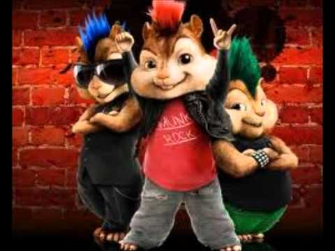 Bon Jovi You give love a bad name  Alvin and the Chipmunks version