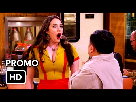 2 Broke Girls: 6x18 And the Dad Day Afternoon - promo #01