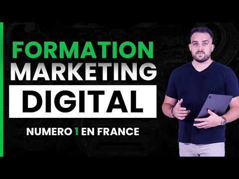 Marketing Digital : Formation Complète [+ Exemples]