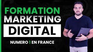 Marketing Digital : Formation Complète 2019 [+ Exemples]