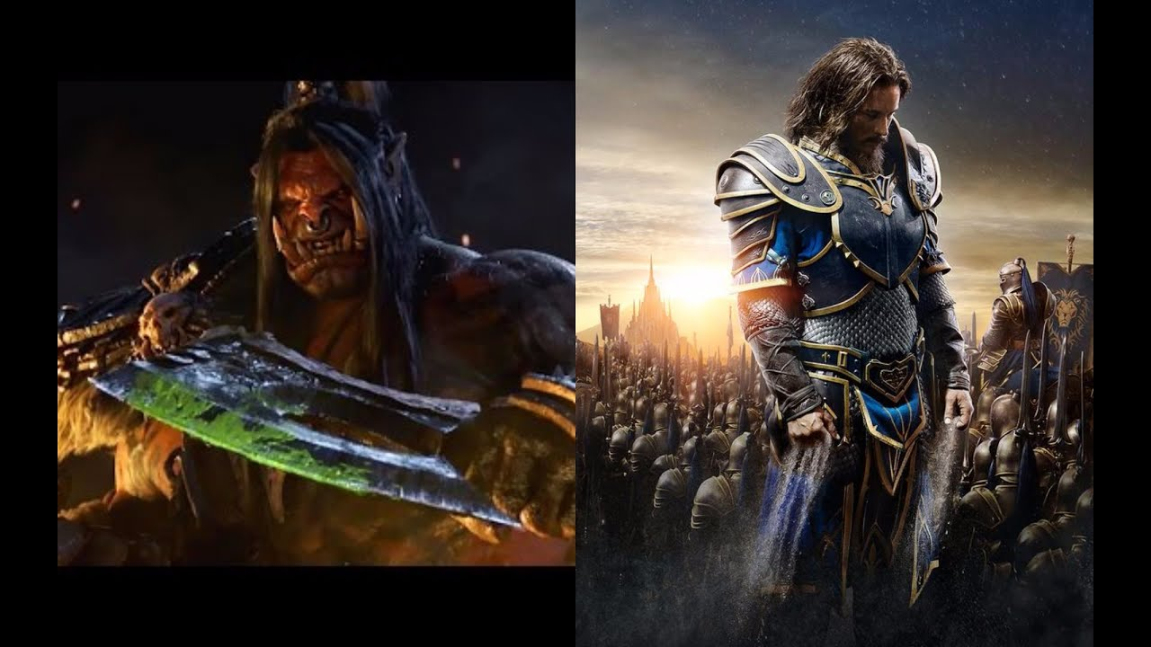 warcraft movie grommash