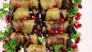 """Ну ооочень Bкусная Закуска """" Тёщин Язык """" из Баклажанов / Eggplants Recipe"""