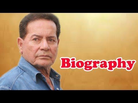 Salim Khan - Biography In Hindi | सलीम खान की जीवनी | पटकथा लेखक | जीवन की कहानी | Life Story