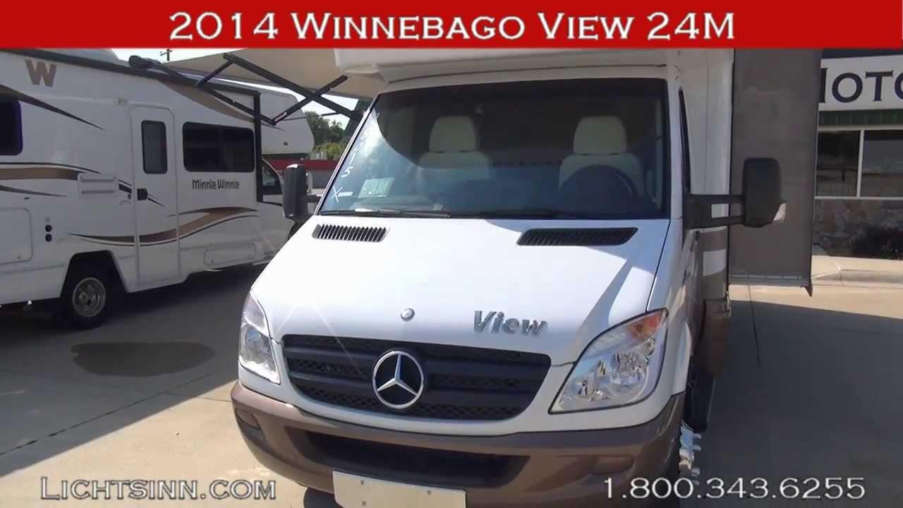 Lichtsinn com new 2014 winnebago view 24m motor home class c diesel