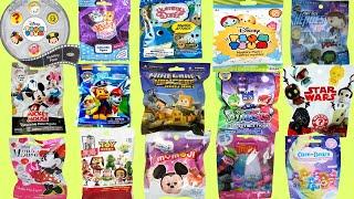 Blind Bags Opening Toys Shopkins Disney Pikmi POPS Trolls Paw Paw Patrol Minecraft