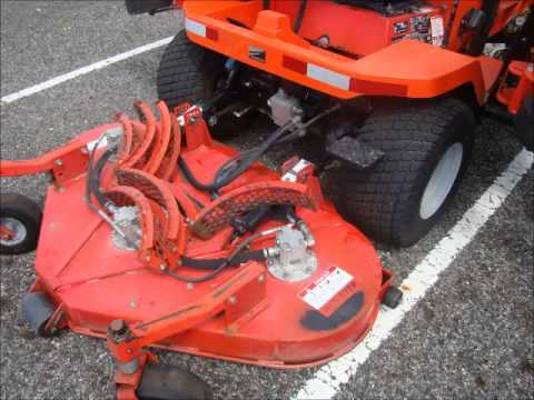 Array - jacobsen batwing mower hr5111  rh   youtube com